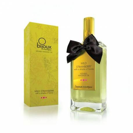 Bijoux Indiscrets - Wild Strawberry Massage Oil