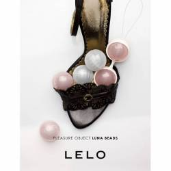 LELO Luna Pleasure Beads