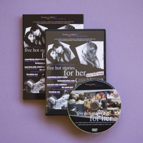 5 Hot Stories for Her DVD