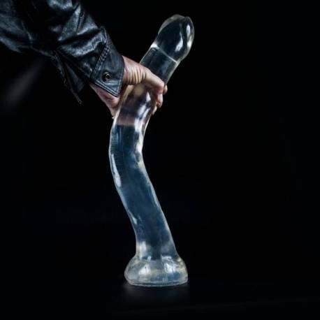 Dominik Dildo Clear