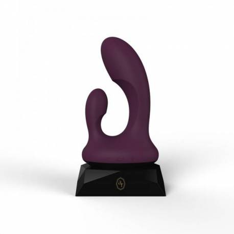 Denia Massager Plum