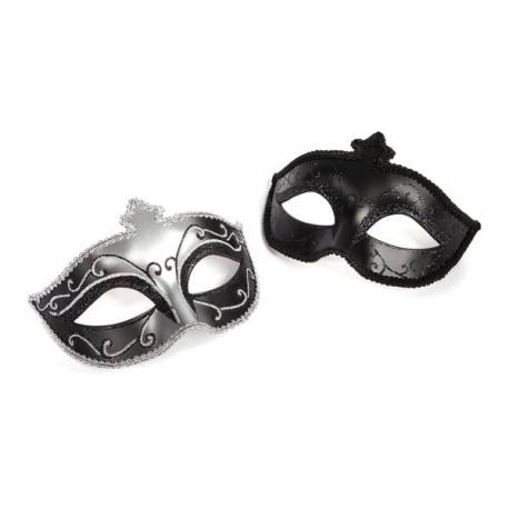Fifty Shades of Grey - Masquerade Mask Twin Pack