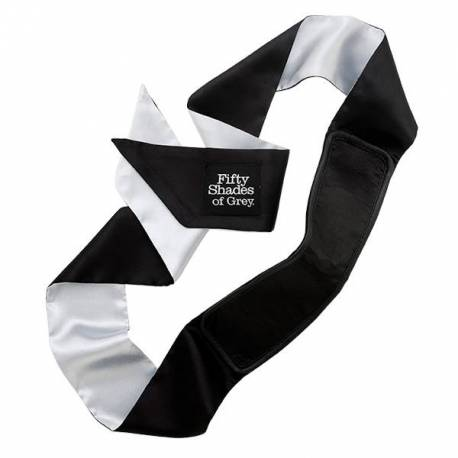 Fifty Shades of Grey - Satin Deluxe Blindfold